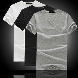 Cheap wholesale price plain t shirt for men
