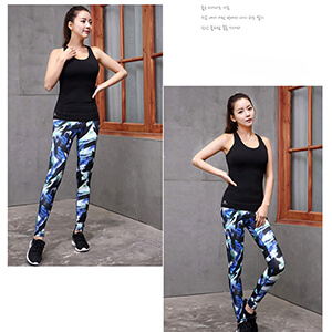 china supplier sexy high Elasticity yoga pants womens 2016 sublimated
