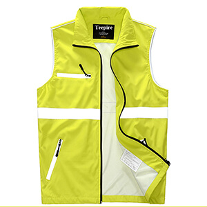 high reflective safety wear safety work wear