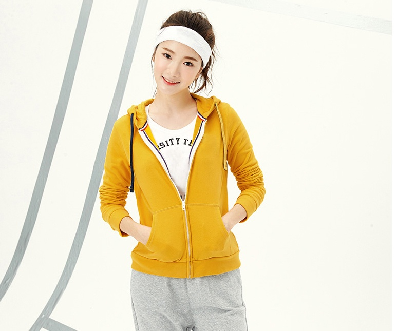 orange color personalized hoodies cheap